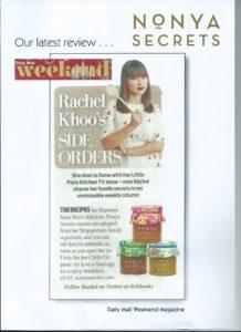 Rachel Khoo Side Orders